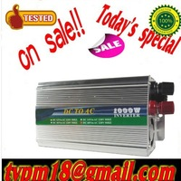 2000W Watts Peak Real 1000W 1000 Watts Power Inverter 12V DC to 240V AC + Free shipping