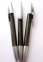 fashion Ballpoint pen customize advertising pen pull paint brush unisex pen hot sells