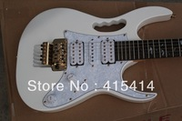 Free shpping wholesale high end quality IBZ JEM 7V white Electric Guitar