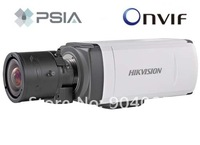 DS-2CD864F-E Hikvision camera, 1.3MP Network IP Camera, H.264, Real-time HD video output, Day/Night auto switch, CCTV camera