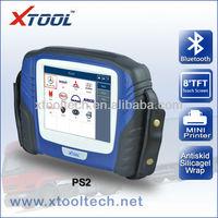Original free Update via Internet Bluetooth PS2 Heavy Duty truck scanner diagnostic tool