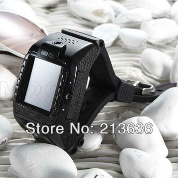 "High quality no MOQ 1.4""Display Screen N388 Watch phone With Webcam Bluetooth GPRS MP3/ MP4/ WAV FM Radio E-book"