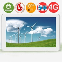 AMPE A10 4GB Qualcomm 8625 1.2GHz Dual Core DDR3 1GB 10.1inch Capacitive Screen Android 4.0 Dual Camera 2G 3G GPS Bluetooth