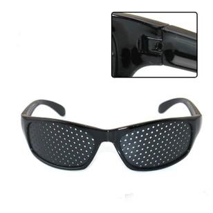 Free shipping Fashion style Alleviate eye fatigue glasses  Correct pseudo myopic amblyopia pinhole glasses