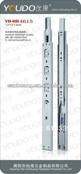 cabinet hydraulic drawer slides