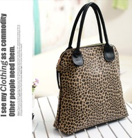 2013 fashion designer women's Leopard print bags handbag one shoulder cross-body handbag (TFHB-011)
