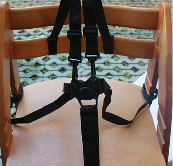 Baby dining chair seat covers Portable infant chair safety belt suspenders + FREE SHIPPING