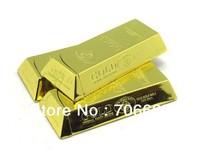 5pcs/lot Gold Bar Chocolate Shaped Bullion Butane Gas Cigarette Lighter