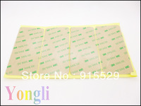 Factory Supplier 10x 3m Sticker Adhesive for iPhone 4g 4th lcd lens free shipping