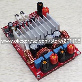 FA045A montado TAS5630 + OPA1632DR 300W Stereo Class-D Audio Power Amp Amplificador Board