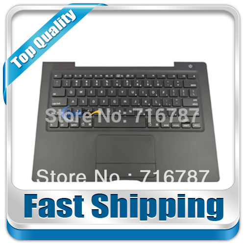 95% NEW FOR Macbook A1181 13.3&quot; 922-7886 922-8126 Top Case Touchpad Trackpad Keyboard Black(China (Mainland))