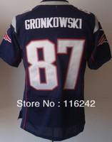 Rob Gronkowski american football elite jersey wholesale free shipping mix order