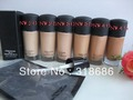1PC brand makeup liquid Foundation studio fix fluid SPF15 plus Pump 30ml (NW20,NW25,NW30,NW35,NW40,NW45),Free shipping