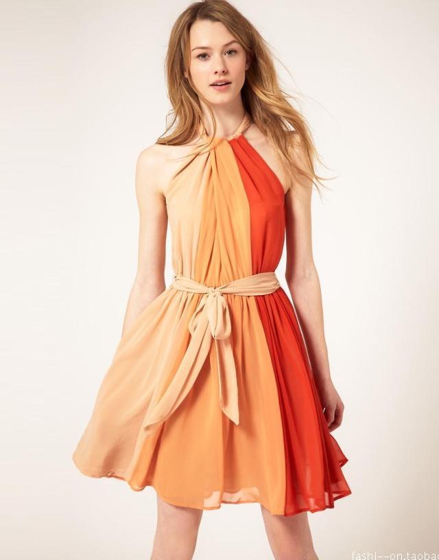 Halter Dresses For Summer