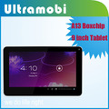 Free shipping M ultilingual 9&quot; AllWinner A13  with 5-point  Capacitive Screen, Android 4.0 OS, 512MB 8GB and WIFI tablet PC