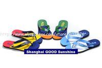 Man's beach slippers slip-resistant rubber flip flops summer flip-flop sandals