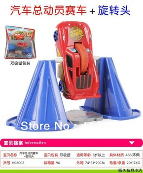 New hot selling Pixar Cars Diecast Figure Toys  racing cars Collections for kids gifts 96sets/lot