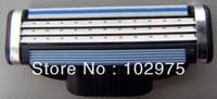 1packs=8pcs=1lot razors blades shaving razor blade, free shipping for M8s US&EU&RU version