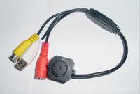 CMOS color cctv camera / mini camera with microphone