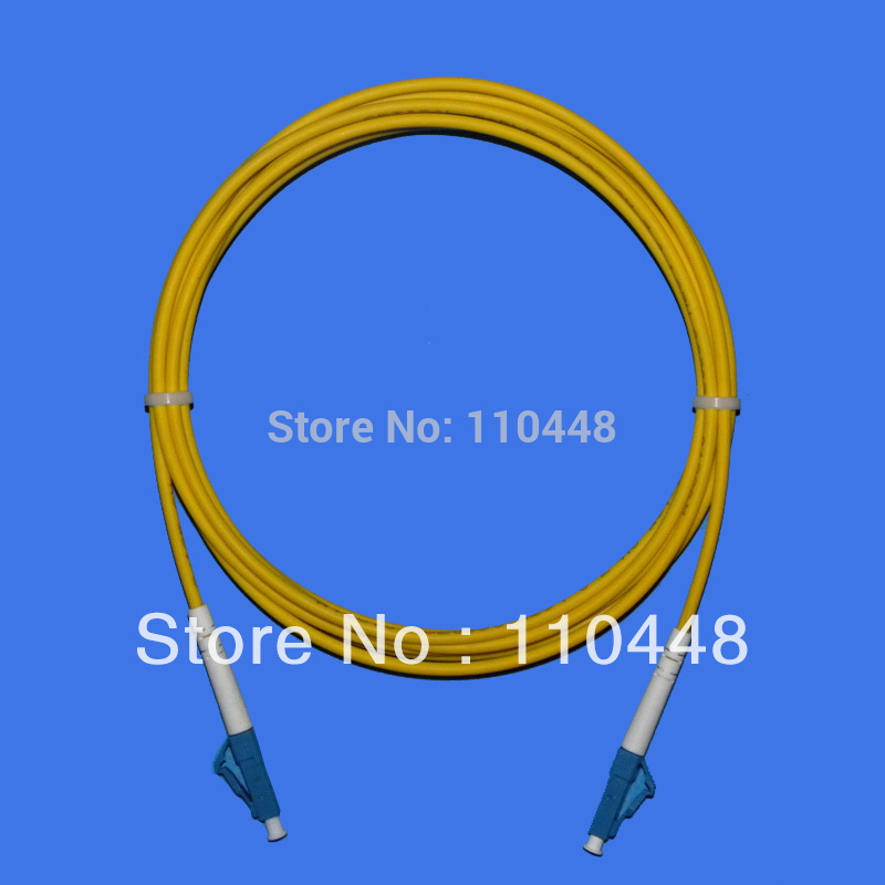 Single Mode, Simplex, 20meter LC/UPC-LC/UPC Fiber Optic Patch Cord(China (Mainland))