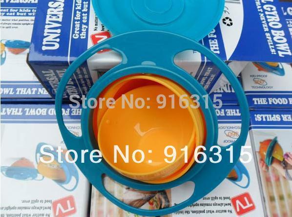 Free Shipping Wholesale 51pcs/lot Game Bowls for kids Gyroscope Bowl Universal Training Bowl(China (Mainland))