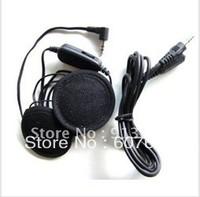 8pcs/lot Motorbike Motorcycle Helmet Stereo Speakers Earphone for MP3 GPS