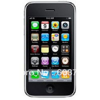 Original Factory Unlocked 3GS 16GB  Mobile Phone smartphone Wi-Fi GPS 3.0MP 3G iOS