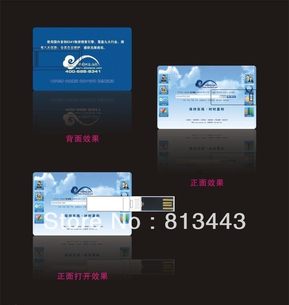ID card USB card business card printing machine in