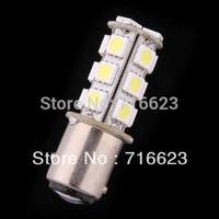 2x T25 1157 18 LED Inverted LED Light Wedge Bulbs White