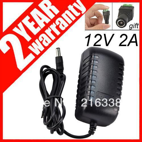 DC-12V-2A-2-0A-Switching-Power-Supply-Adapter-For-110V-240V-AC-50-60Hz ...