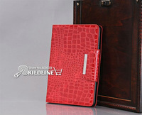 Crocodile Skin Pattern Leather Case Cover For iPad mini