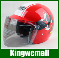 Wholesales Free shipping top Children's winter helmet helmets for motorcycle safety helmet  A005