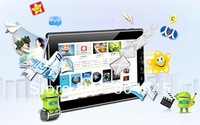 Free shiping    Freelender pd10  7 inch Android 4.0.3  PD10 DEluxe 800*480 A5 dual core Capacitive HDMI WIFI 1GB/8GB