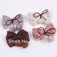 Boutique lovely Koren Style hair bow with clip.free shipping