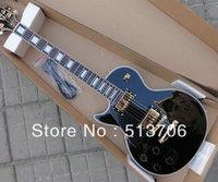 Wholesale New Arrival Black Beauty Custom Left Hand Electrc Guitar Free Shipping HOT