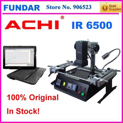 Frete grátis ACHI IR6500 atualização do IR6000 IR9000 BGA reballing estação de retrabalho para xbox PS3 laptop