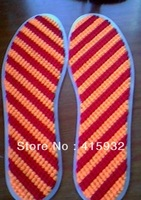 Free shipping healthy beautiful wool insoles