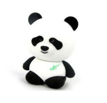 Christmas gifts New chinese panda model usb 2.0 memory flash stick pen drive 4-32GB(China (Mainland))