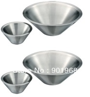 Home kitchen ware 2pcs/set  double walls-fruit bowl-kitchen bowl-kitchen ware