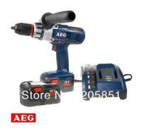 Brand-New Genuine AEG/Ridgid 18v Combi Hammer Drill /Driver + 2 Battery 3.0Ah + Charger 240V