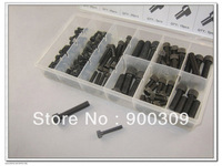 Hardware 106pc Metric Socket Head Screw Assortment/Kit/Set