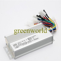 Free Shipping Brand New 60V 350W Brushless Speed Controller for Electric Scooter/ E-Bike Guaranteed 100%