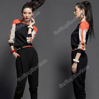 New Fashion Women Blouse Long Sleeve Personalized Casual Blusas Shirt Tops Chiffon Blouses Clothing Black Hot Free Shipping 0146