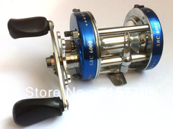 Long Range Casting Fishing Reel All Metal Overhead Reel SBC6000(China (Mainland))