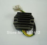 Free shipping, (DYTJQ047)NEW Voltage Regulator Rectifier Fit For KAWASAKI EX500 Ninja