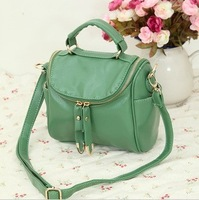 2012 autumn and spring ladies small handbag trend vintage fashion one shoulder cross-body bag free shipping
