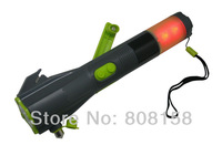Waterproof emergency hammer, safety hammer tool,charge mobile phones LED Flashlight Free shipping