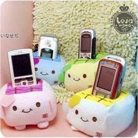 E9058 popular tofu cell phone holder pad (KE)
