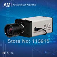 Full function full 720P indoor IP 1.3MP Mega Pixels Network IP Camera box type Support RTSP VLC ONVIF