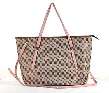 Women's Jacquard Monogram Tote Bags handbag Purse SALE! FB0017